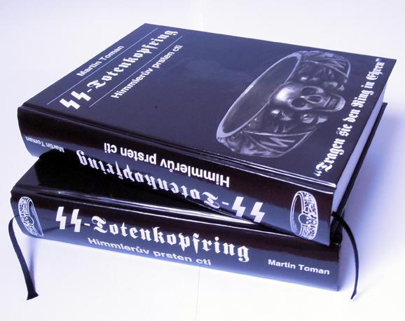 kniha SS-Totenkopfring