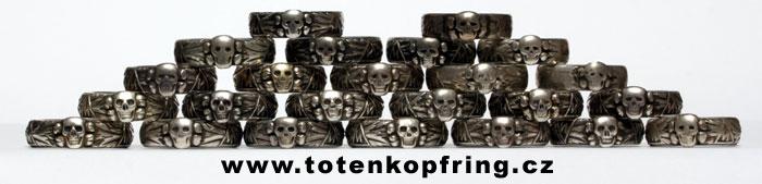 book SS-Totenkopfring